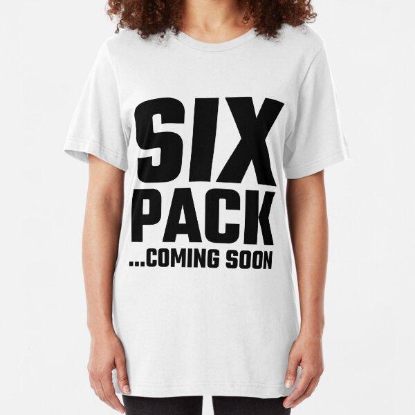 Weightlifter Bodybuilder Slogan Ladies Lady Fit T Shirt Size 6-16