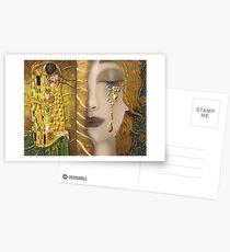 My Klimt Serie:Gold Postcards