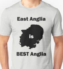 East Anglia is BEST Anglia T-Shirt