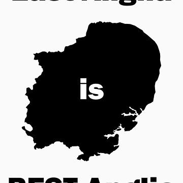 East Anglia is BEST Anglia by mindhummus
