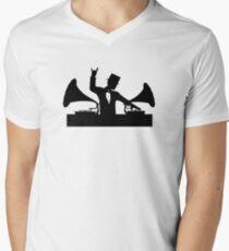 Let's Party Like It's... 1923! ...Rock On! Men's V-Neck T-Shirt