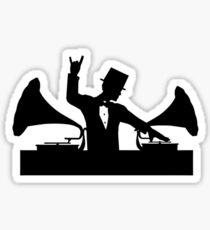 Let's Party Like It's... 1923! ...Rock On! Sticker