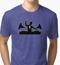 Let's Party Like It's... 1923! ...Peace! Tri-blend T-Shirt