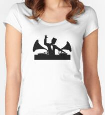 Let's Party Like It's... 1923! ...Hands in the Air! Women's Fitted Scoop T-Shirt