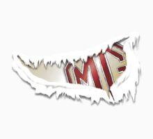 Ripped MG T Shirt by Simon Kelshaw