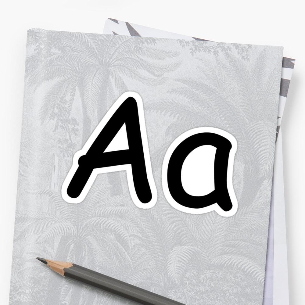 Aa - Comic Sans MS by Jamie Harrington