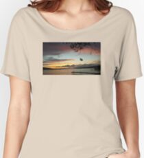 Lake02 Women's Relaxed Fit T-Shirt