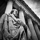 The Earl of Beaconsfield, St Georges Hall, Liverpool by lee kerr