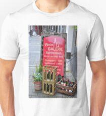 Wein Galerie Barthelmeh Andernach Unisex T-Shirt
