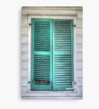 Closed for now... Canvas Print