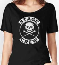 Stage Crew Women's Relaxed Fit T-Shirt