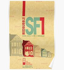 RedBubble SF1 Poster Contest Entry Poster