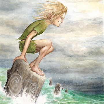Peter Pan by elykpaint