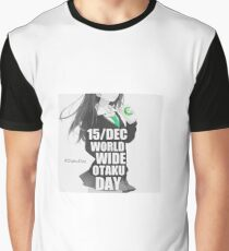 Otaku Day T-shirt graphique