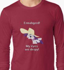 Ermahgerd! Long Sleeve T-Shirt