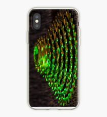 Green Bike Cassette Gears iPhone Case