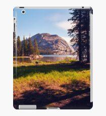 Tenaya Lake. Yosemite National Park, CA. iPad Case/Skin