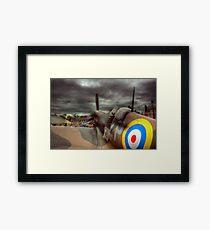 Spitfire Mk 2  Framed Print