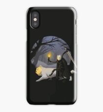 ADVENTURE WINTER iPhone Case