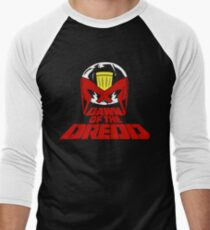 Dawn of the Dredd Men's Baseball ¾ T-Shirt