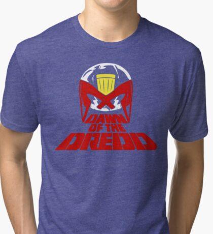 Dawn of the Dredd Tri-blend T-Shirt