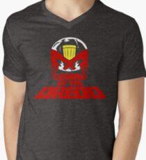 Dawn of the Dredd Men's V-Neck T-Shirt