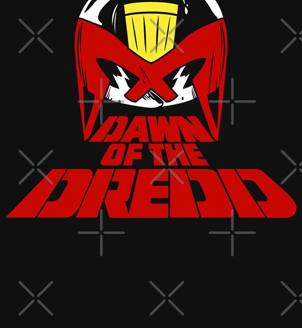 Dawn of the Dredd by D4N13L