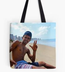 Hello Stanger Tote Bag
