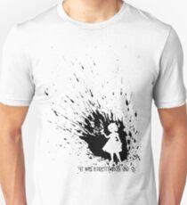 Lil Sister (with text) (Bioshock Splatter Series) Unisex T-Shirt