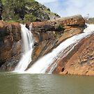 Serpentine Falls by Stephen Horton