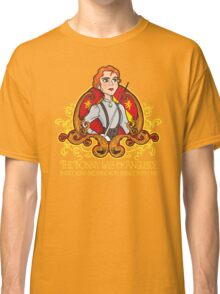 The Bonny Lass of Anglesey Classic T-Shirt