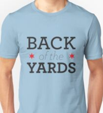 Back of the Yards Neighborhood Tee Unisex T-Shirt