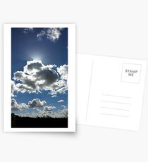 Silver Lining Postcards