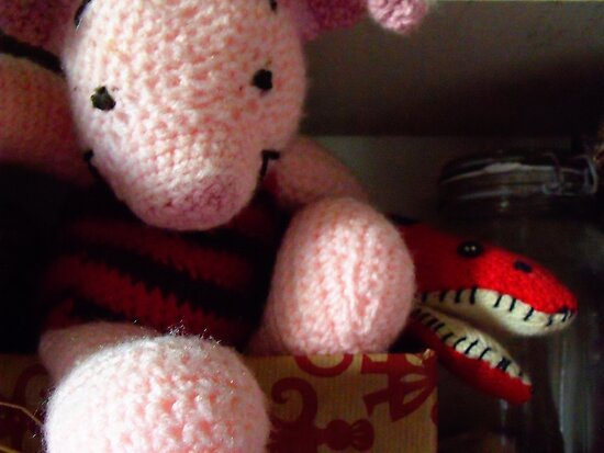 12/365  When in need, there is always Piglet by LouJay