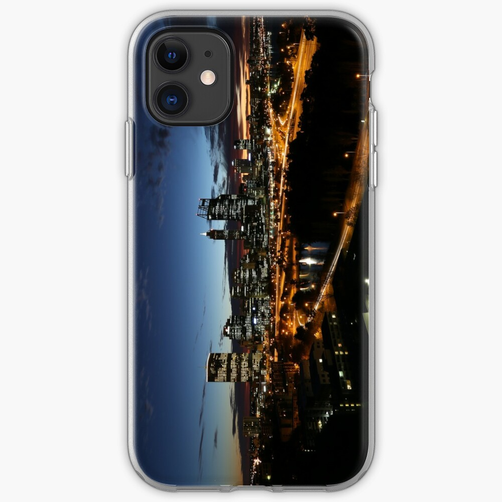 Perth City at Dawn iPhone Case & Cover