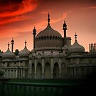 Royal Pavilion, Brighton by Asrais