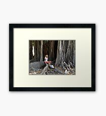 Other Tree. Framed Print