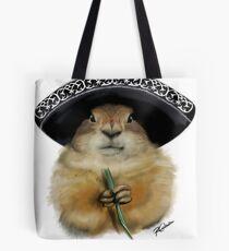 Dia de los Muertos - Prairie Dog Tote Bag