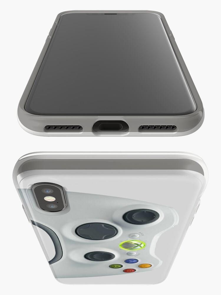 Alternative Ansicht von Xbox 360 Controller iPhone-Hülle & Cover