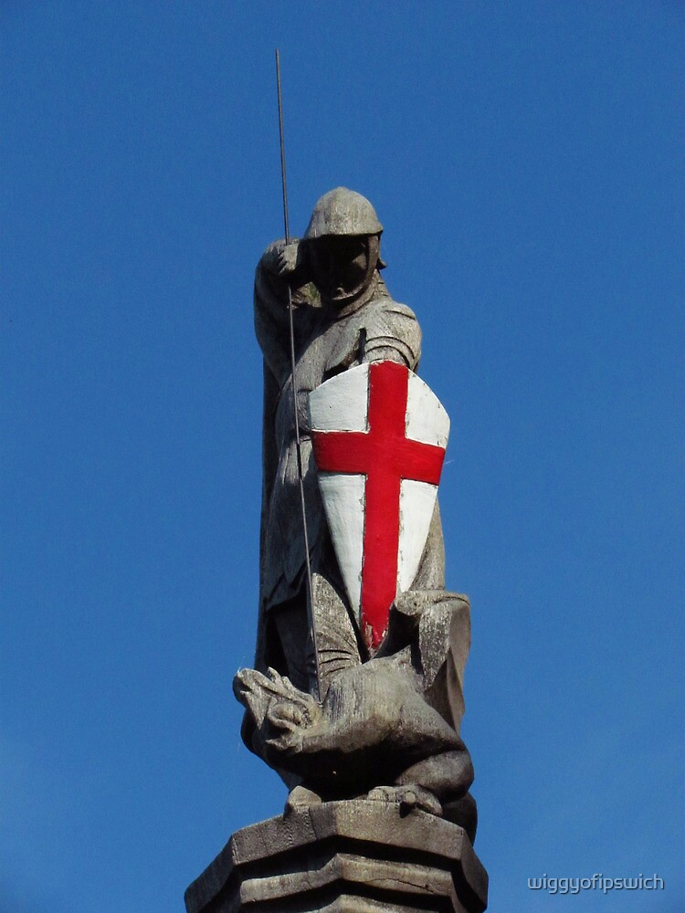 St George and the Dragon by wiggyofipswich