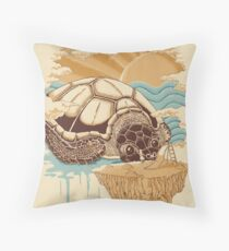 My Lovely Friend Prints and iPhone Cases Throw Pillow