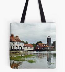 """""""The Saltings"""",( Langston Harbour) Tote Bag"""