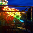 Rides at night by Asrais