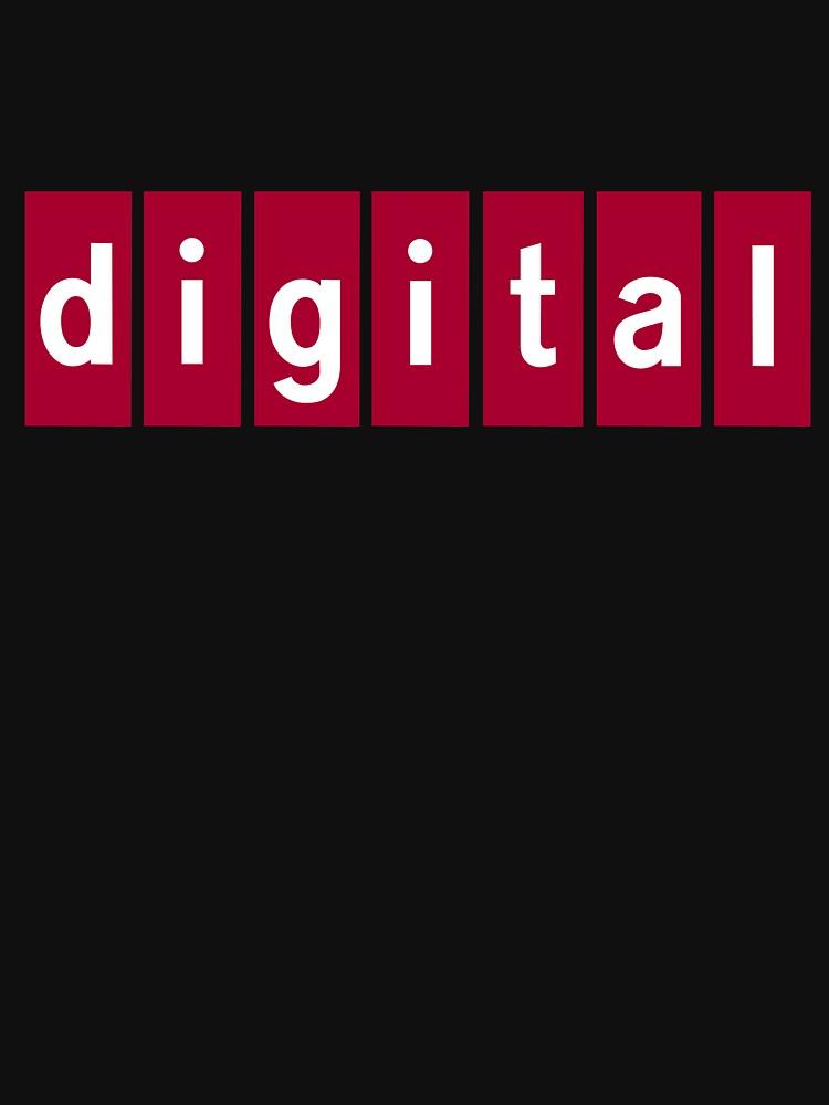 Digital Equipment Corporation by hildyjohnson