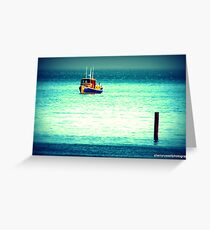 Mystery.... Greeting Card