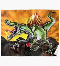 Caffeinosaurus II Poster