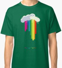 Raining Rainbows Classic T-Shirt