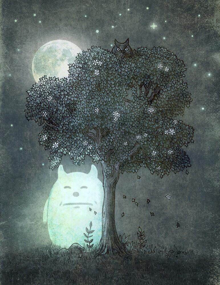Full Moon Spirit  by Terry  Fan