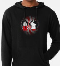 The White Stripes Lightweight Hoodie