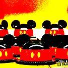 Pop Art Mickey by milkayphoto